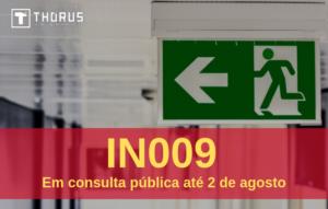 IN009 consulta pública